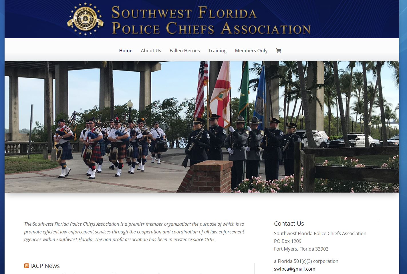 Southwest Florida Police Chiefs Associatoin