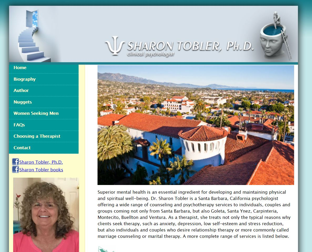 SharonToblerphd.com