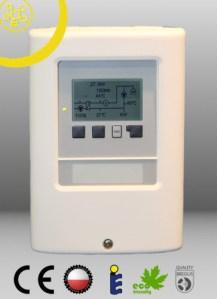 Sterowniki solarne