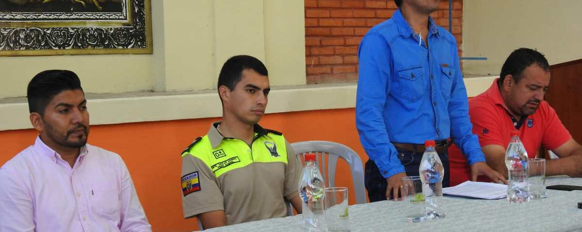 Comandante de Policía