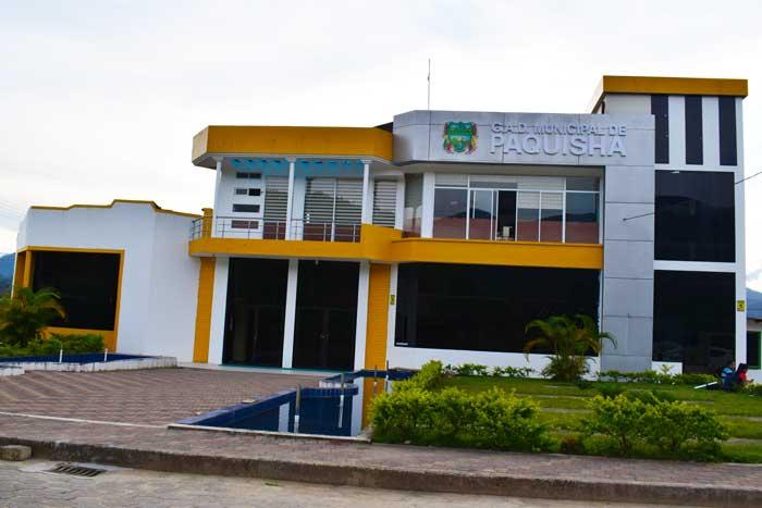 Edificio-GAD-Paquisha-Política-de-privacidad-de-Paquisha