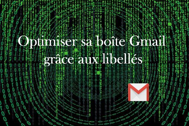 Les libellés dans Gmail