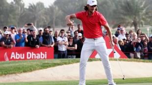 Fleetwood bulldozers way to victory in Abu Dhabi