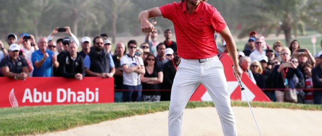 Fleetwood bulldozers way to victory in Abu Dhabi