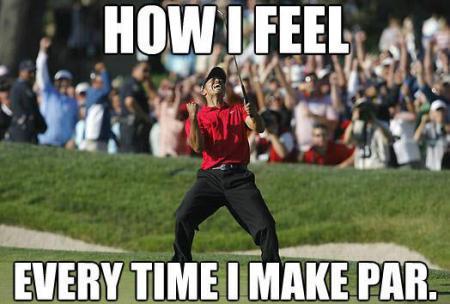 Funny Golf Memes