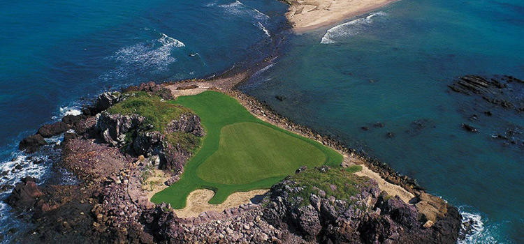 Best Par 3 Holes in the World - Four Seasons Punta Mita 3B