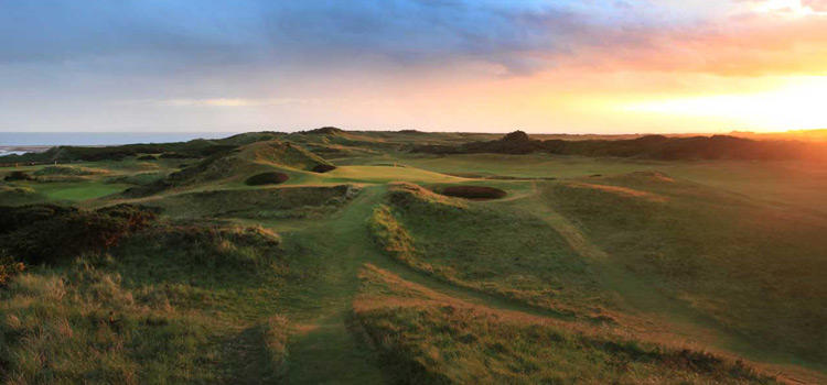 Best Par 3 Holes in the World - Royal Troon Old Course Hole 8