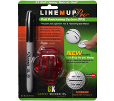 Best Golf Gifts Under 10 - Greenskeepers Line M Up