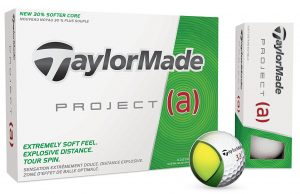 Most Forgiving Golf Ball - TaylorMade Project (a)