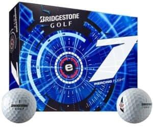 Most Forgiving Golf Balls - Bridgestone e7