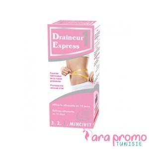 Minceur > Draineur et Detox > MINCIVIT DRAINEUR EXPRESS 1 - 250ML