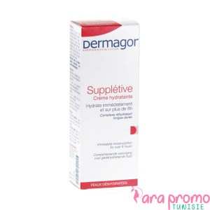 DERMAGOR SUPPLETIVE CRÈME HYDRATANTE 40ML