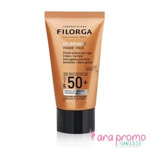 FILORGA UV-BRONZE FLUIDE SOLAIRE ANTI-AGE SPF50+ 40ML