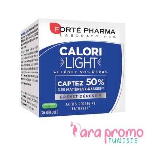 Minceur > Coupe faim et satiété > Forté Pharma CaloriLight 30 GELULES