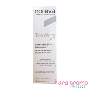 NOREVA TRIO WHITE XP SPF50+