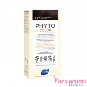 PHYTOCOLOR - COULEUR SOIN 5 CHATAIN CLAIR
