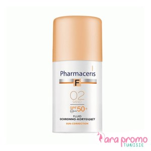 Pharmaceris Fluid Fondation N2 SPF50+ 30ML