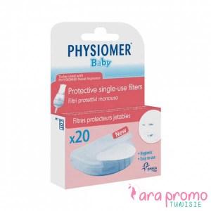 Physiomer Filtres x20