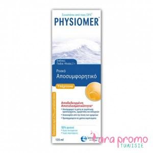 PHYSIOMER Hypertonique, le spray nasal décongestionnant