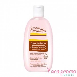 ROGE CAVAILLES Crème de douche Amande & Rose 250ML
