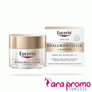 EUCERIN HYALURON-FILLER + ELASTICITY Soin de Jour SPF 15
