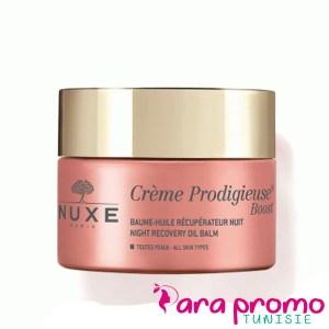 NUXE Baume-huile récupérateur nuit Crème Prodigieuse Boost 50ML