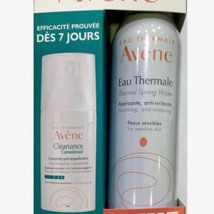 AVENE coffret CLEANANCE COMEDOMED + Eau thermale 150 ml offert