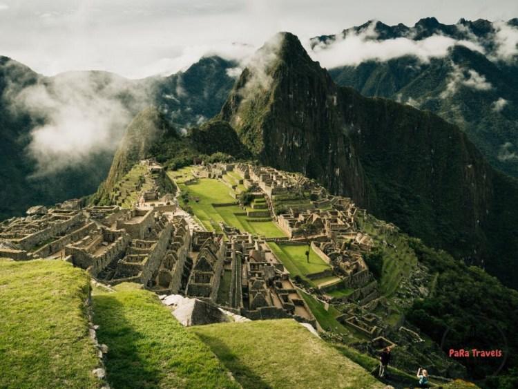 Dreamy Machu Picchu