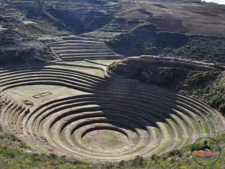 Moray Inca lab