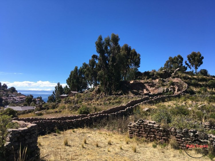 Taquile paths