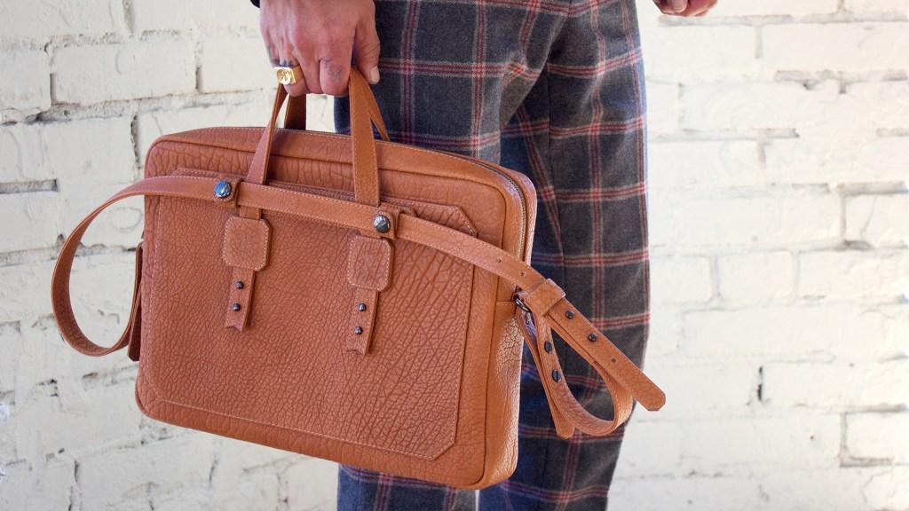 jason- small briefcase
