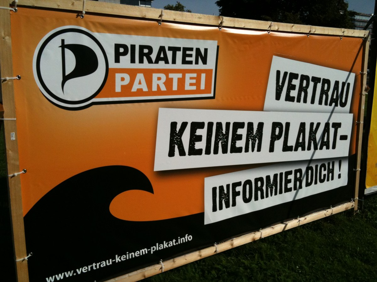 Piraten entern Berlin