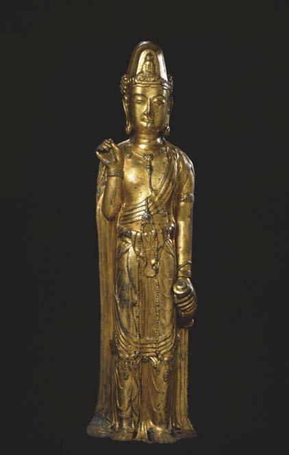 The Bodhisattva Guanyin. China, ninth century