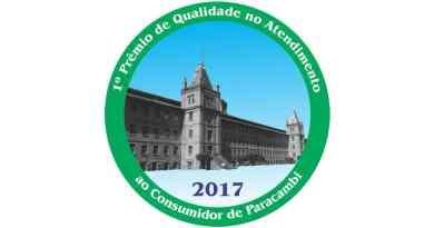 1º Prêmio de Qualidade no Atendimento ao Consumidor de Paracambi