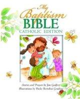 My Baptism Bible Catholic Edition: $16.95