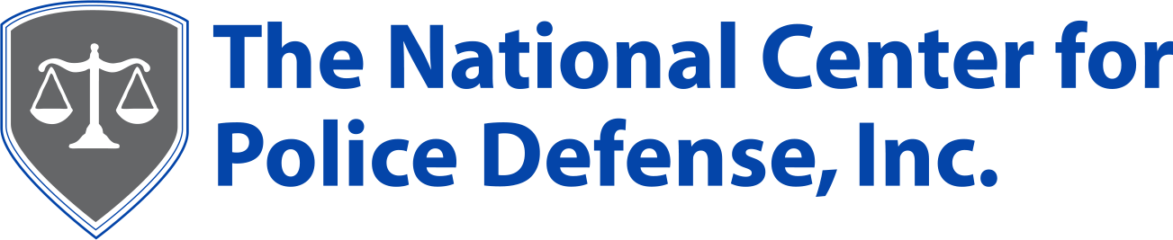 The National Center for Police Defense