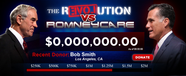 R3VOLUTION v. ROMNEYCARE
