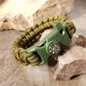 Mil Spec Survival Green