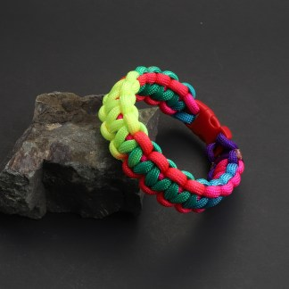 Rainbow Cobra Paracord
