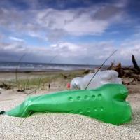 Científicos crean enzima que come botellas de plástico