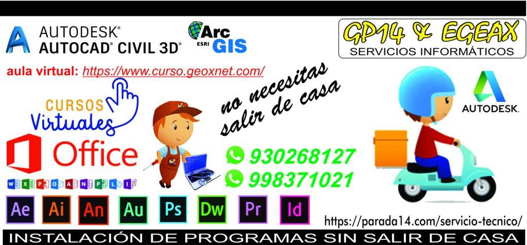Servicio Técnico GP14 & Egeax