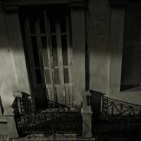 Llegada a Grecia: Noche en El Pireo