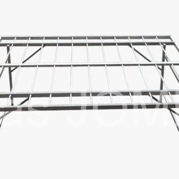 Mesa plana en aluminio reforzado MOD-3