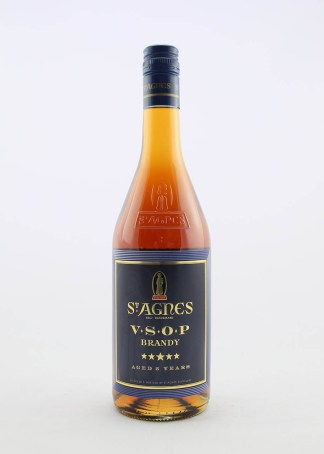 ST AGNES BRANDY 5YO 700ML