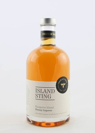 ISLAND STING HONEY LIQUEUR 750ML