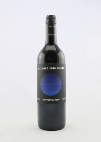 SIX PARALLEL SOUTH CAB SAV 750ML