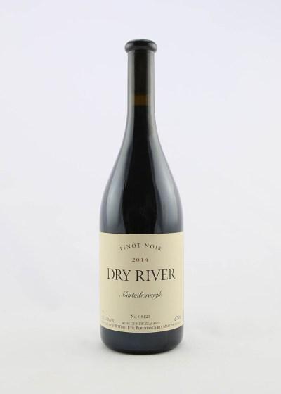 DRY RIVER PINOT NOIR 2014 750ML