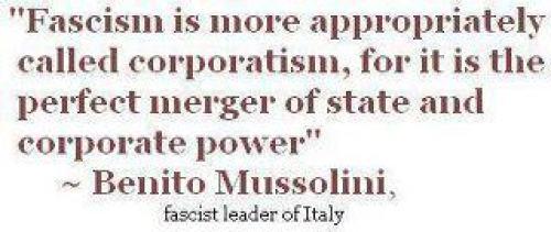 mussolini corporatims