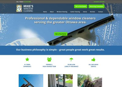 Mike's Window Cleaning