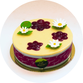 Framboisier ou fraisier traditionnel